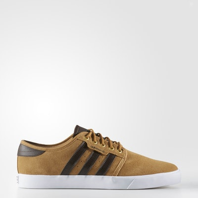 adidas Seeley Shoes - Brown   adidas US