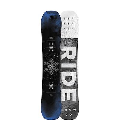 Berzerker Snowboard | Men's Snowboards | Ride Snowboards 2016-2017 Collection