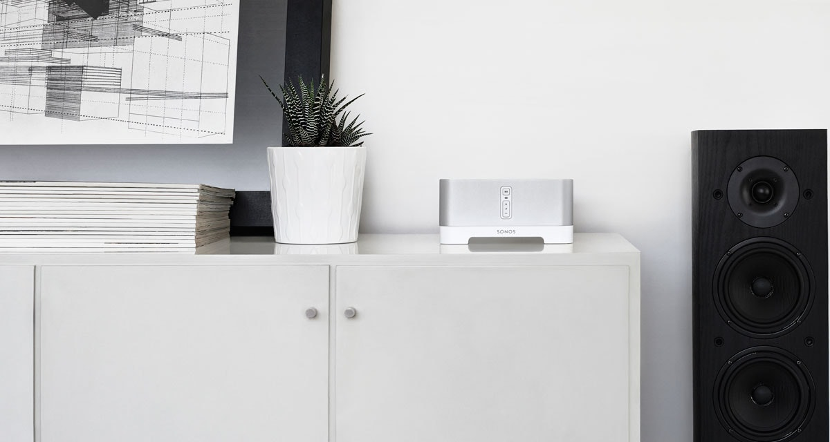 CONNECT:AMP - Wireless Stereo Amplifier | Sonos