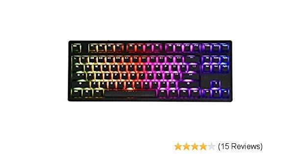 Amazon.com: iKBC MF87 V.2 RGB TKL Mechanical Keyboard with Cherry MX Blue Switch