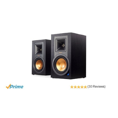 Amazon.com: Klipsch R-15PM Powered Monitor Speakers with Bluetooth (Pair): Home