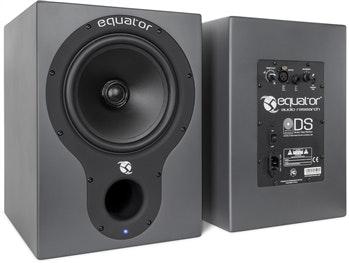 Equator D8 Coaxial Studio Monitors for Home or Studio