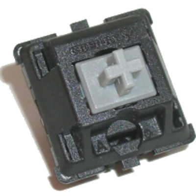 Cherry MX Gray Keyswitch -  PCB Mount - Tactile - 10 Pack by Cherry