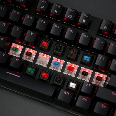 Gateron SMD-LED compatible Mechanical Keyboard Switches