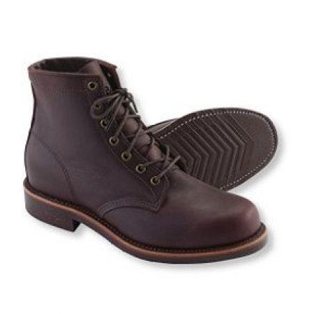 L.L.Bean Men's Katahdin Iron Works® Engineer Boots, Plain-Toe