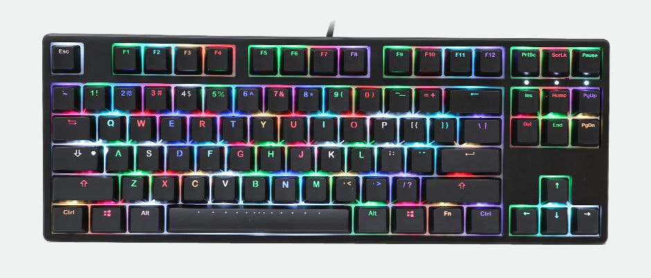 Ducky One TKL RGB LED Mechanical Keyboard
