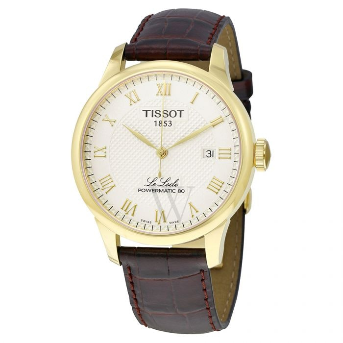 TISSOT Le Locle Powermatic 80 | Certified Swiss accuracy at a reasonable price