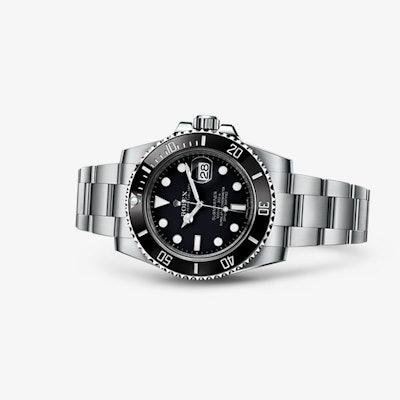 Rolex Submariner Date Watch: 904L steel - 116610LN