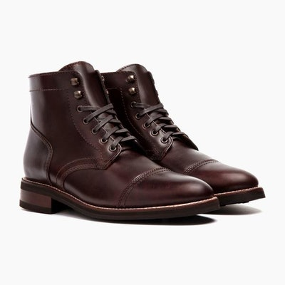 Men's Brown Captain Boot - Thursday Boot Company                     Arrow