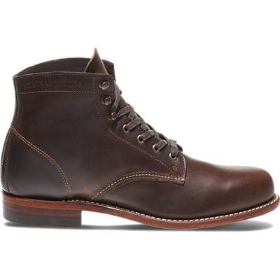 Men - Original 1000 Mile Boot - Cordovan No. 8 | Wolverine