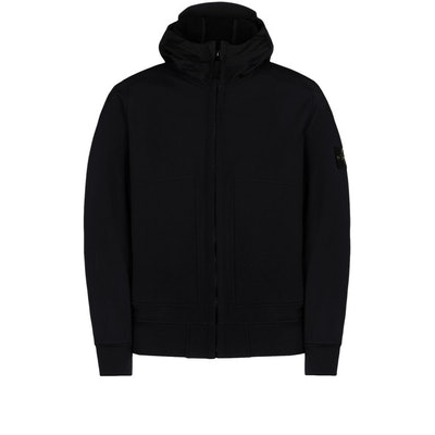 Q0422 SOFT SHELL R Jacket Stone Island Men -Official Online Store