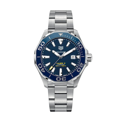 TAG Heuer Aquaracer Calibre 5 Automatic Watch 43 mm | WAY201B.BA0927 watch price