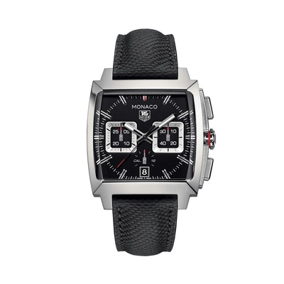 TAG Heuer Monaco Calibre 12 Automatic Chronograph 40.5 | CAL2113.FC6536 watch pr