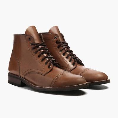 Whiskey Shell Cordovan Vanguard Boot | Thursday Boot Company