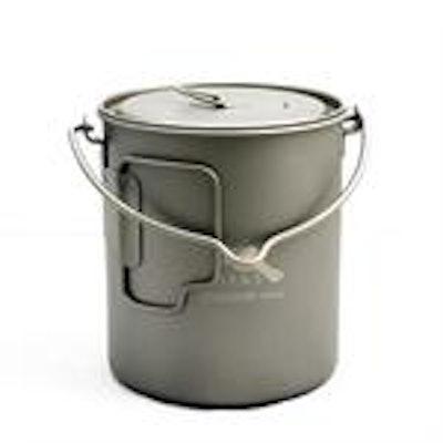 TOAKS Titanium 750ml Pot with Bail Handler