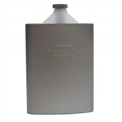 Vargo Titanium Funnel Flask  - Vargo Titanium