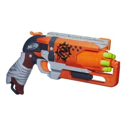 Nerf Zombie Strike Hammershot Blaster | Toys for Boys | Nerf