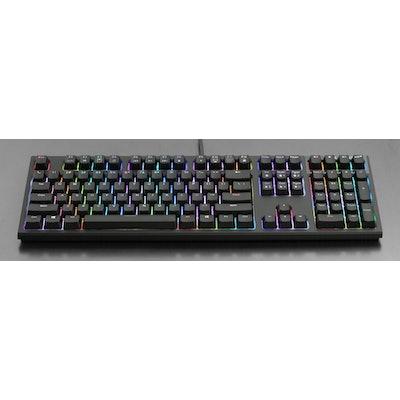 Realforce RGB 108-key Backlit Keyboard (Black) - elitekeyboards.com - Products