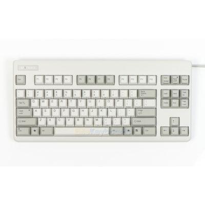 Realforce 87U Tenkeyless 55g (White/Gray) - elitekeyboards.com - Products