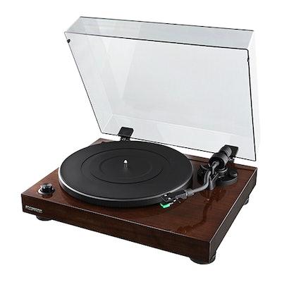 RT81 High Fidelity Vinyl Turntable Record Player with Premium Cartridge & Diamon
