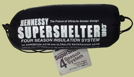Hennessy Hammock Super Shelter