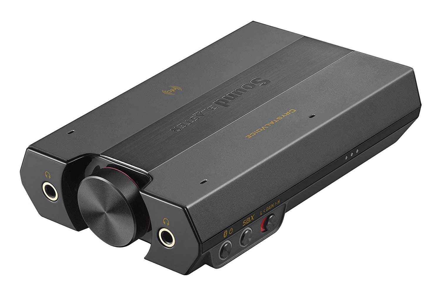 Creative Sound Blaster E5 High-Resolution USB DAC 600 ohm Headphone Amplifier wi