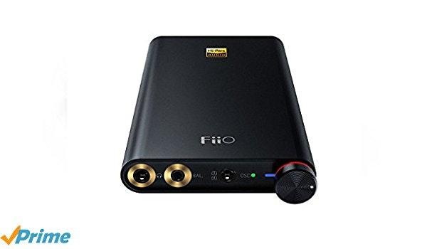 FiiO Q1 Mark II Black: Amazon.es: Electrónica