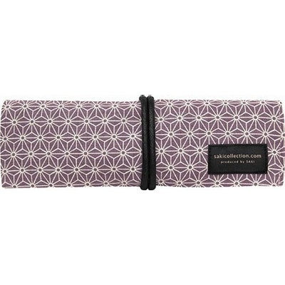 Saki P-661 Roll Up Case, Japanese Fabric
