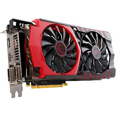 MSI Radeon R9 390 R9 390 GAMING 8G 8GB 512-Bit GDDR5 PCI Express 3.0 CrossFireX