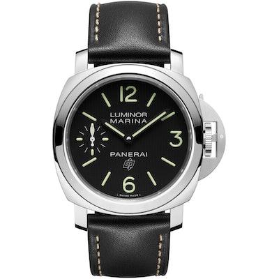 Luminor Logo Marina 3 Days Acciaio - 44mm - Panerai watch
