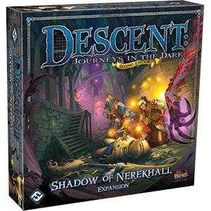 Shadow of Nerekhall - Fantasy Flight Games