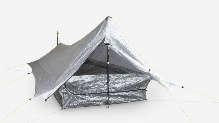1 Person Single Wall Tent - Cuben Fiber Cirriform SWstararrow-uparrow-leftarrow-