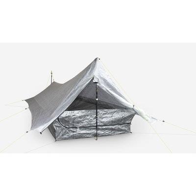 1 Person Single Wall Tent - Cuben Fiber Cirriform SWstararrow-uparrow-leftarrow-