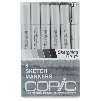 Copic Sketch Markers - BLICK art materials