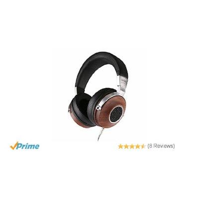 SIVGA Over Ear Deep Bass Headphones with Open Back