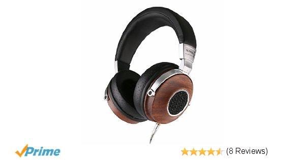 Amazon.com: SIVGA Solid Wood Over Ear Deep Bass Headphones with Open Back Design