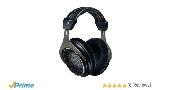 Shure SRH1840 Professioneller offener Premium-Kopfhörer, natürlicher Klang mit w
