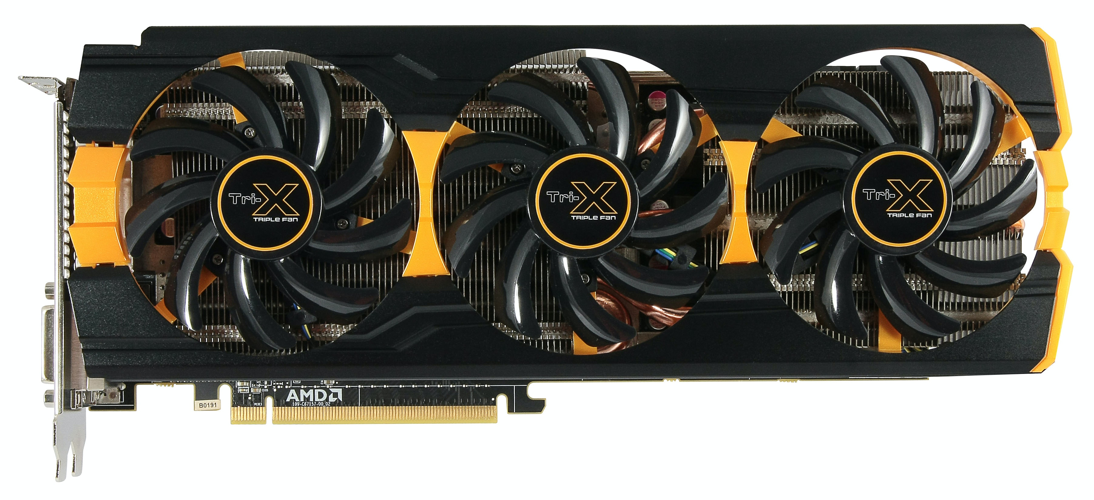 Amazon.com: Sapphire Radeon R9 290 4GB GDDR5 DUAL DVI-D/HDMI/DP TRI-X OC Version