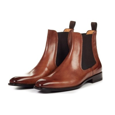The Dean Chelsea Boot - Marrone – Paul Evans   UI/ X
