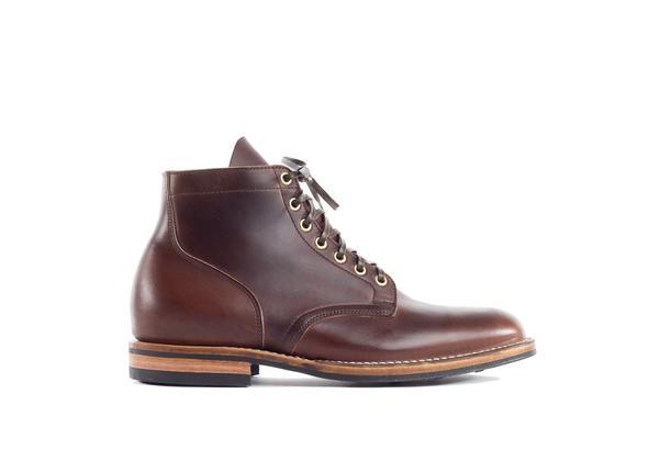 Viberg Service Boot Brown Chromexcel