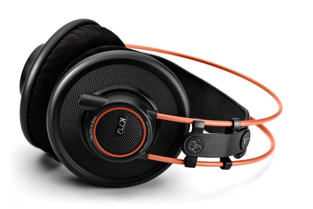 AKG K712 Pro Over-Ear Mastering/Reference Headphones - Open
