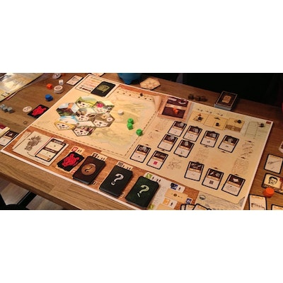 Review: Robinson Crusoe – Adventure on the Cursed Island | Shut Up & Sit Down