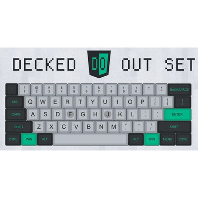 Decked Out Keyset