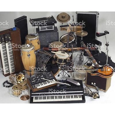 Musical Equipment - Instruments, accessories, pro audio...
