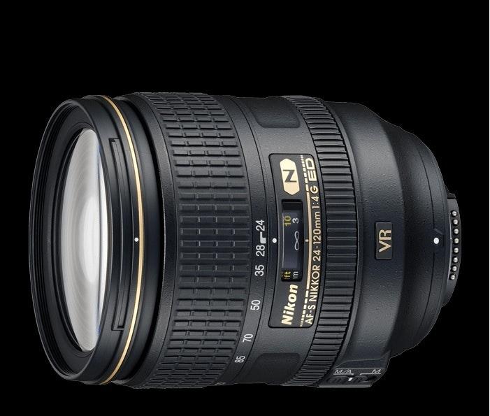 AF-S NIKKOR 24-120mm f/4G ED VR from Nikon