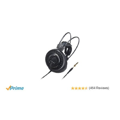 Amazon.com: Audio Technica ATH-AD700X Audiophile Headphones: Home Audio & Theate