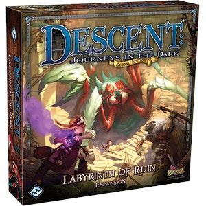 Labyrinth of Ruin - Fantasy Flight Games