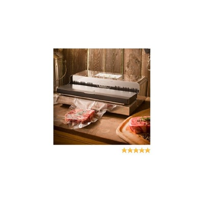 Amazon.com: LEM New & Improved MaxVac Vacuum Sealer - Now With Manual Vacuum: Ki