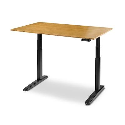 Bamboo Jarvis Standing Desk - Ergo Depot