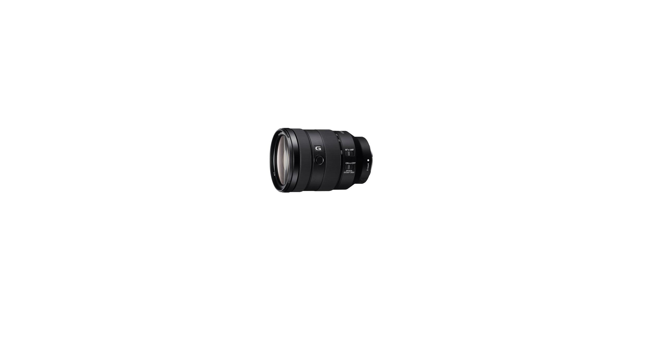 FE 24–105 mm F4 G OSS Lens | SEL24105G | Sony US